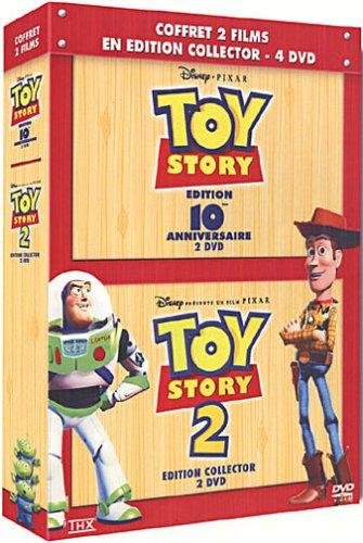 Bipack Toy Story 1 & 2 [FR Import] (Toy Story 1 Und 2)