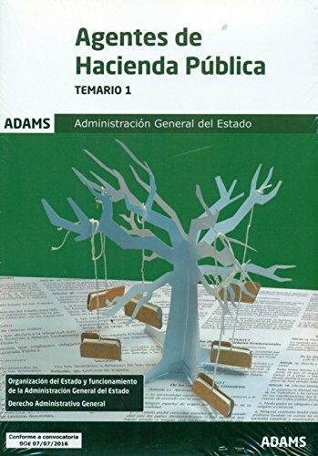 Agentes De Hacienda Publica. Administracion General Del Estado