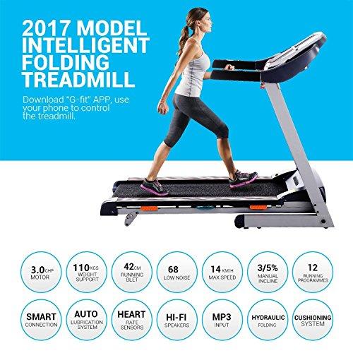 Busyall Motorised Electric – Treadmills