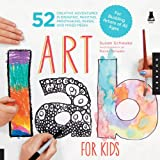 Image de Art Lab for Kids: 52 Creative Adventures in Drawing, Painting, Printmaking, Pape