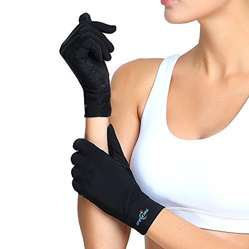 Anti-Arthritis Handschuhe (Paar),Handschuhe Damen Herren lindert die Symptome von Arthritis, des Raynauds Syndroms & Karpaltunnelsyndroms &...