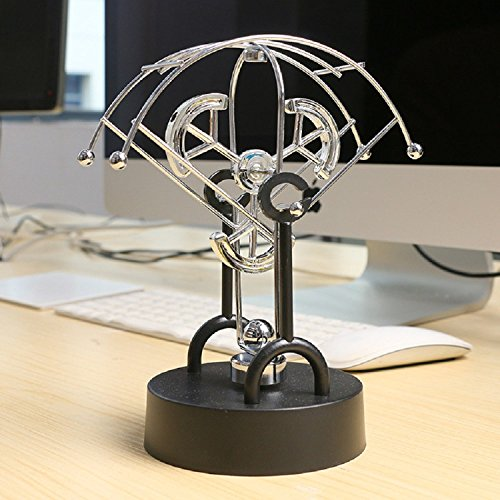 (Xizi Electric Newtons Balance-Schreibtisch Physik Wissenschaft Schreibtisch Pendulum Great)