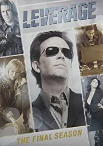 Leverage: Season 5 [DVD] [Region 1] [US Import] [NTSC]