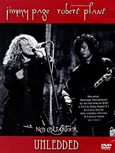 Jimmy Page & Robert Plant : No Quarter - Unledded