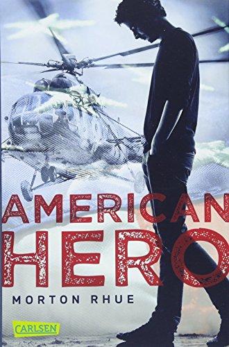 Buchseite und Rezensionen zu 'American Hero' von Morton Rhue