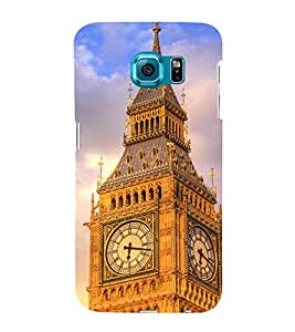 iFasho Historic Place Back Case Cover for Samsung Galaxy S6 Edge Plus