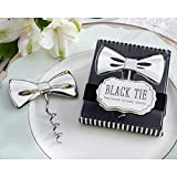 Décapsuleur Pajarita dans une boîte cadeau - Détails originaux des invitations de mariage, cadeaux de communion et souvenirs pour anniversaires d'enfants