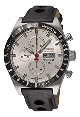 Tissot T0446142603100 acero inoxidable, color marrón