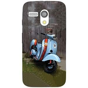 Motorola Moto G Back Cover - Matte Finish Phone Cover