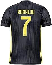 aaDDa Juventus Away Ronaldo Printed Jersey Without Shorts 2018-2019