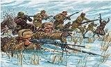 Italeri 510006069 - 1:72 WW2 - Russ Infanterie Winter Unif