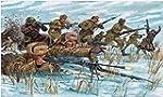 1/72 Russian Infantry Winter