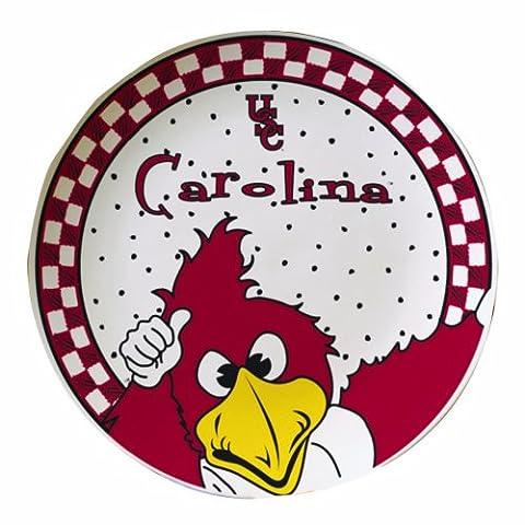 Caroline du Sud Gameday plaque en céramique