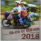 Bikes of Burden 2018 - Lastentaxis in Asien - Nomada Bildkalender (42 x 42): by Hans Kemp