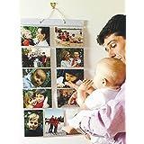 Picture Pocket PPR002 Taschen-Medium C, Einzelhandel Hängen Photo Gallery, 11 Reversible