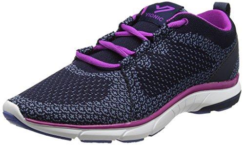 Sportlich und bequem: Der Vionic Womens Flex Sierra Lace Up Sneaker
