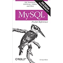 MySQL Pocket Reference: SQL Functions and Utilities