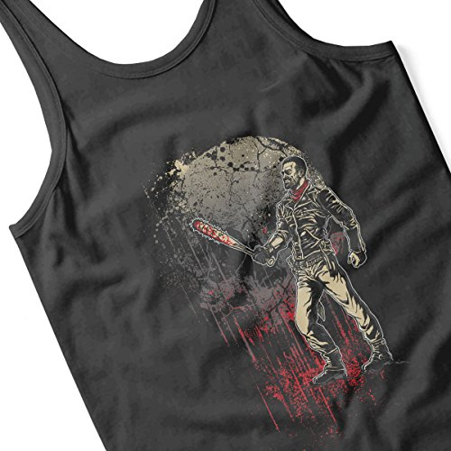 The Walking Dead Always Thirsty Men's Vest Black