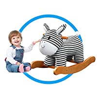 labebe mall - Baby Rocking Horse - Zebra Donkey
