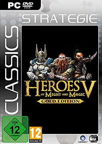 Heroes of Might & Magic 5 Gold (Strategie Classic) - [PC]