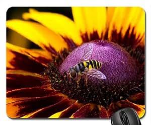 Vibrant Mouse Pad Tapis de souris (Mouse Pad) fleurs