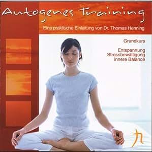 Autogenes Training - Grundkurs