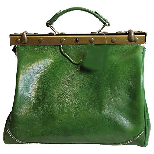 1fe282414ed17 MH MY MUSTHAVE - Bolso al Hombro para Mujer Verde Verde Mittel