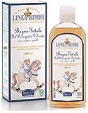 Linea Bimbi Total Baby Shampoo and Bodywash, Certified Organic, Dermatology tested, 98% Natural