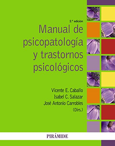 Manual de psicopatología y trastornos psicológicos (Psicología)