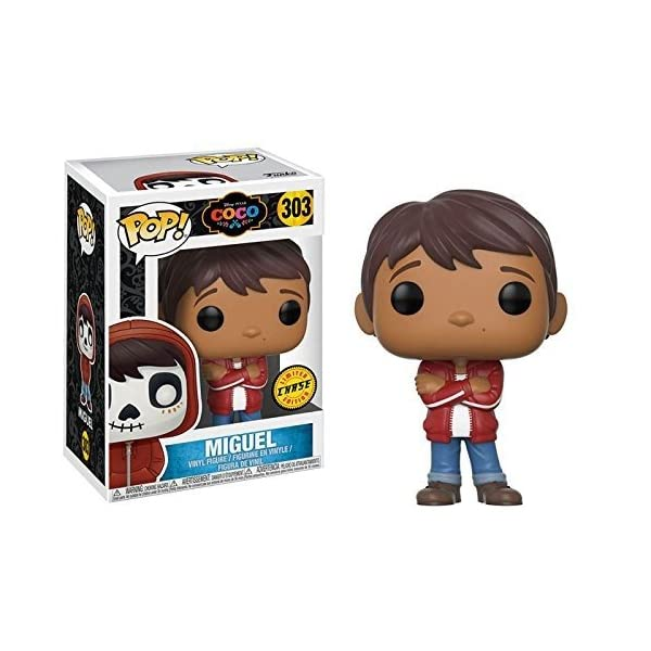 Funko Pop Miguel Chase Edition (Coco 303) Funko Pop Coco (Disney)