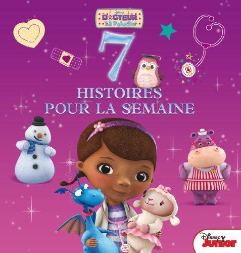 7 HISTOIRES POUR LA SEMAINE de Adaptation de Natacha Godeau (16 juillet 2014) Broch
