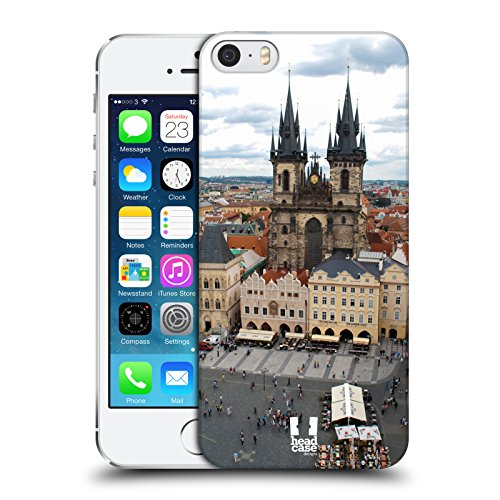 Head Case Designs Petersdom Vatikan Berühmte Plätze Snap-on Schutzhülle Back Case für Apple iPhone 6 Plus 5.5 Altstädter Ring Prag