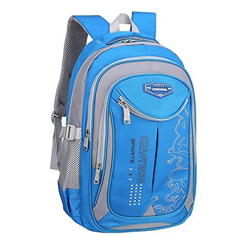 Barlingrock Mädchen große Kapazität Rucksack Schultasche Schultasche