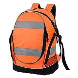 Shugon 8001–50Hochsichtbare, Rucksack Tasche, Hi-Vis Orange