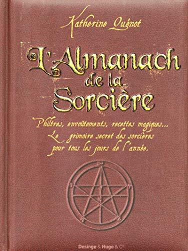 ALMANACH DE LA SORCIERE par Katherine Quenot