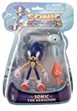 Cheapest Sonic The Hedgehog 5-inch Colours Figure and Wisps on Nintendo Wii