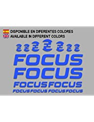 PEGATINAS FOCUS F192 STICKERS AUFKLEBER DECALS ADESIVI MTB CICLE BIKE