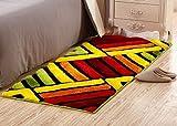 Love QAZ Rechteckig, europäischen Stil liebevoll Kind Wohnzimmer schwebende Fenster matten Schlafzimmer Bett Bett Amerikanische (Größe: 0,7 * 1,4 m)