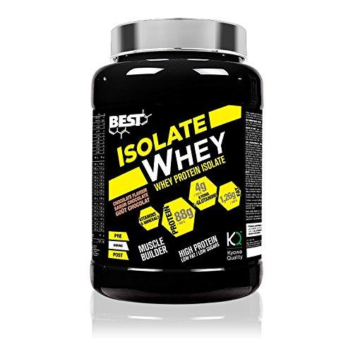 ISOLATE WHEY (Aislado de proteina de suero) 2500g. sabor Cholotate