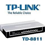 Tp-Link TD-Módem Router ADSL2 8811 Ethernet/USB
