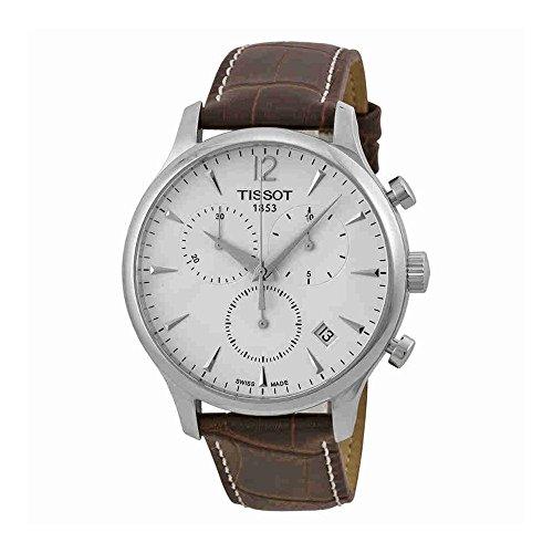 Tissot Herren-Armbanduhr Tradition T0636101106700