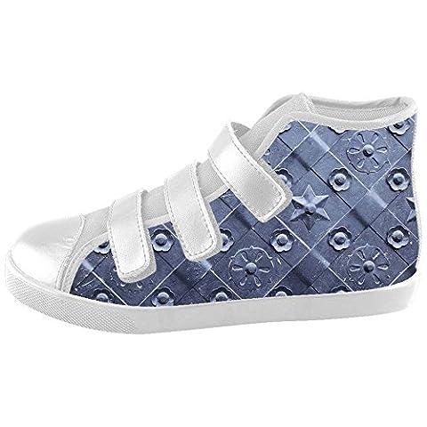 Dalliy Metal Kids canvas Footwear Sneakers Shoes Chaussures de toile Baskets