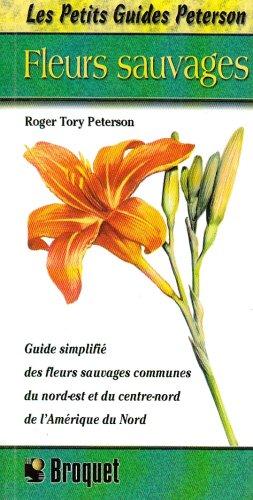 Fleurs sauvages du nord-est et du centre-nord de l'Amérique du Nord