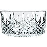 Markham by Waterford 9in Bowl, Set of 1, Clear
