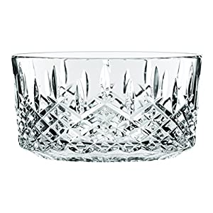 "9"" Crystal Vase"