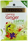 Twinings Ginger & Lime Teabags 20s 40g
