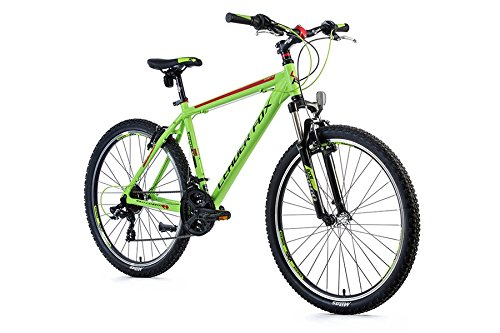 26 Zoll Alu Leader Fox MXC Bicycle MTB Mountain Bike Shimano Rh 36 ...