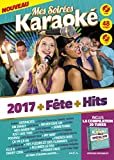 Coffret karaoké 4 DVD + 1 CD : 2017 vol1 & vol2 + Fête + Hits vol 1