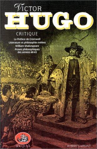 Critique / Victor Hugo  
