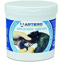 Artero Dedales Limpiadores para los dientes de perros y gatos